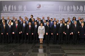 Саммит в Риге поддержал строительство газопровода в обход России