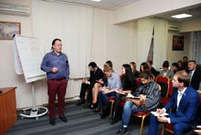Экватор деловой программы Международных сборов