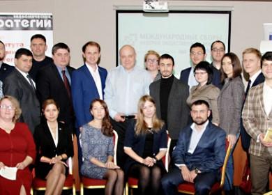 Директор Центра ИНЭС Станислав Фурта выступил с мастер-классом по управлению проектами