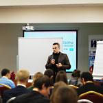 Журналист и политолог Малишевский Н. прочитал лекцию о взаимовлиянии политического ландшафта и интеграции